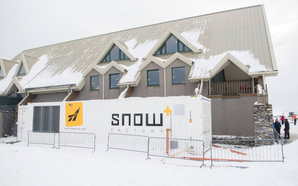 Scottish Ski Centre To Offer Guaranteed Snow Powered by Green Energy (2)