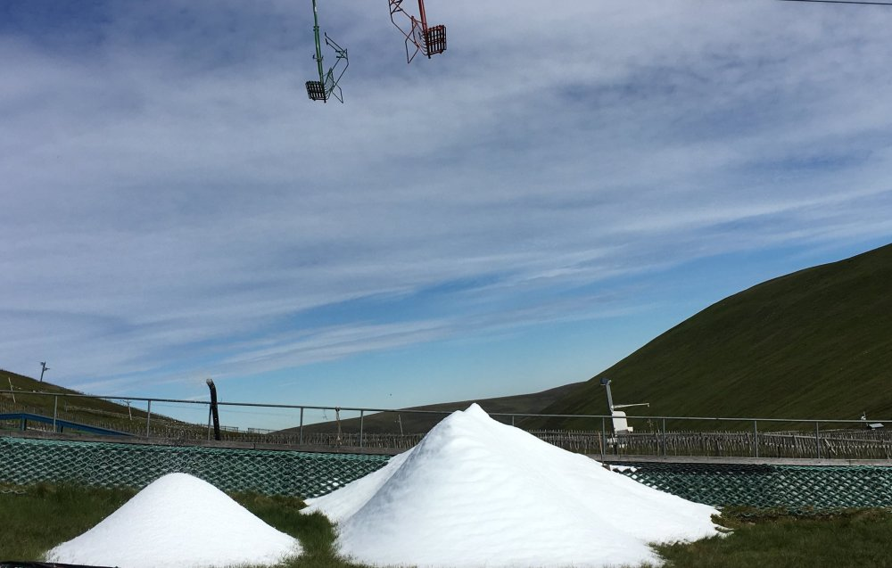Scottish Ski Centre To Offer Guaranteed Snow Powered by Green Energy